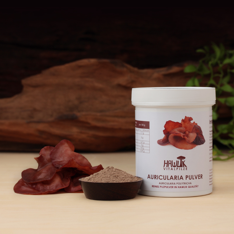 Polvere di Auricularia