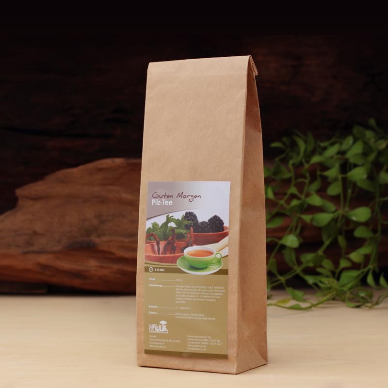 Tè con Cordyceps - Il Tè del Buon Giorno